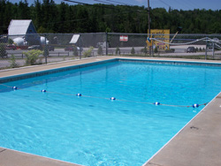 Professionally Serviced Swimming Pool